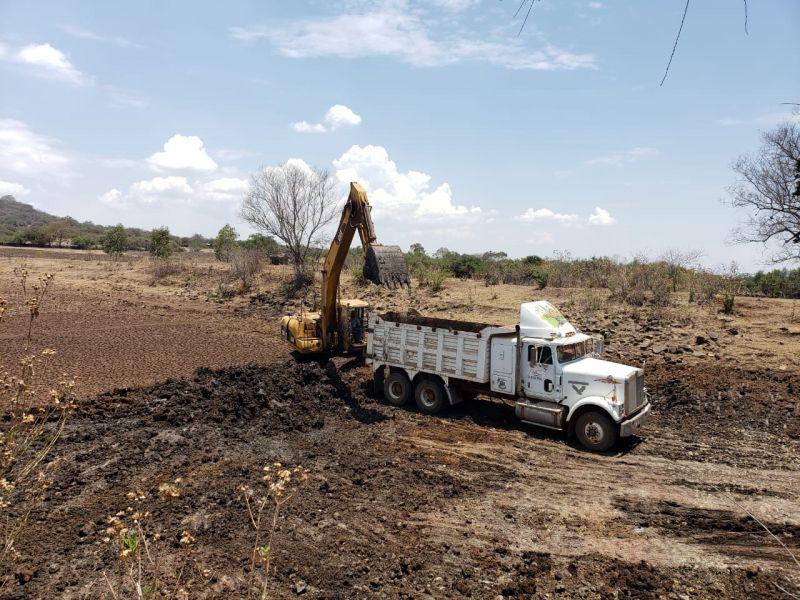 Desazolve, Ampliación Y Rehabilitación de la red de agua potable de la comunidad de Ojo de Rana.